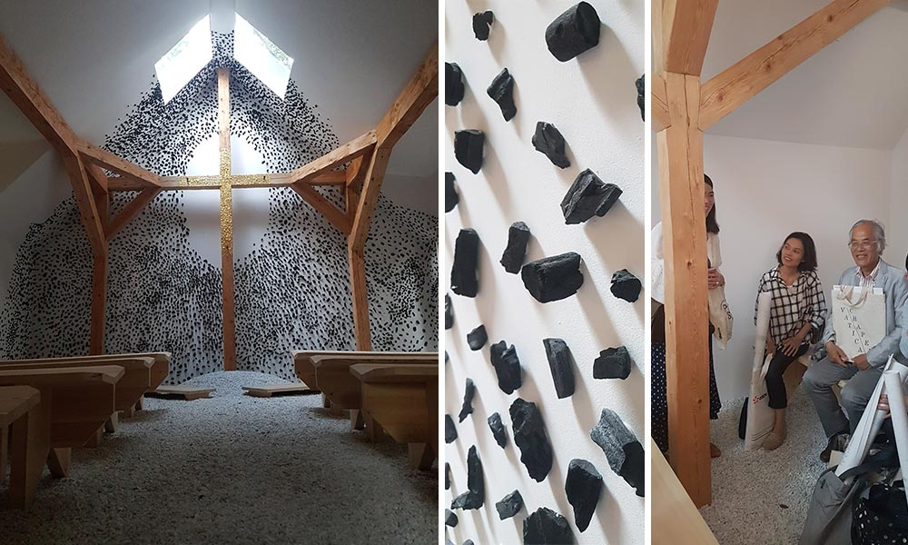 Biennale-Architettura 2018_Vatican-Chapels_terunobu-Fujimori