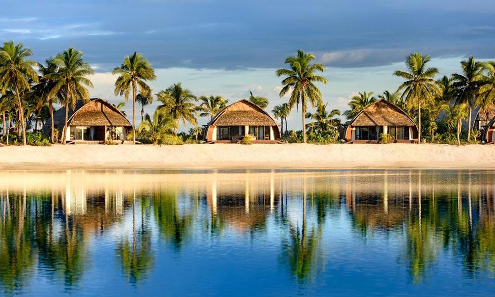 Resort di design dal gusto caratteristico ma lussuoso