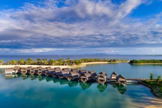 Resort alle Fiji: meta paradisiaca, dove vivono le persone più felici della terra.