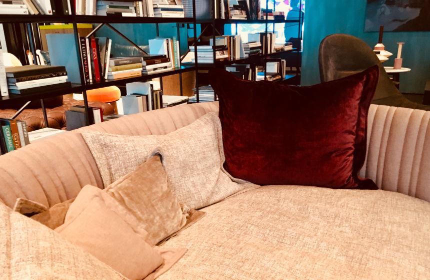 Salone del mobile 2018: il divano moderno dei miei sogni è firmato DÉSIRÉE