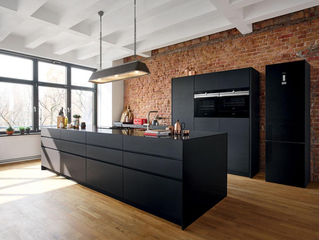 La cucina tecnologica: al salone del mobile Siemens presenta innovazioni