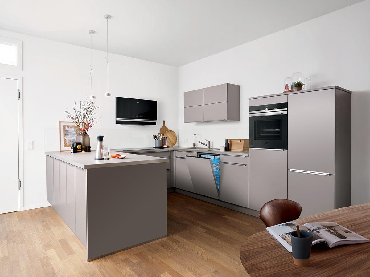 La cucina tecnologica: al salone del mobile Siemens presenta ...