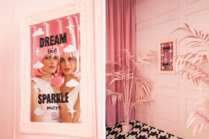 Il design ai tempi di Instagram: una stanza tutta rosa ed è subito Pink Room Mania