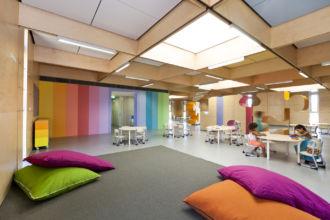 interior design nelle scuole