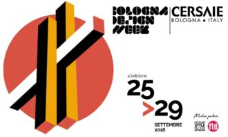 Bologna design week 2018