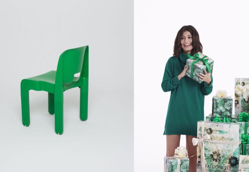 joe colombo sedia design famosa