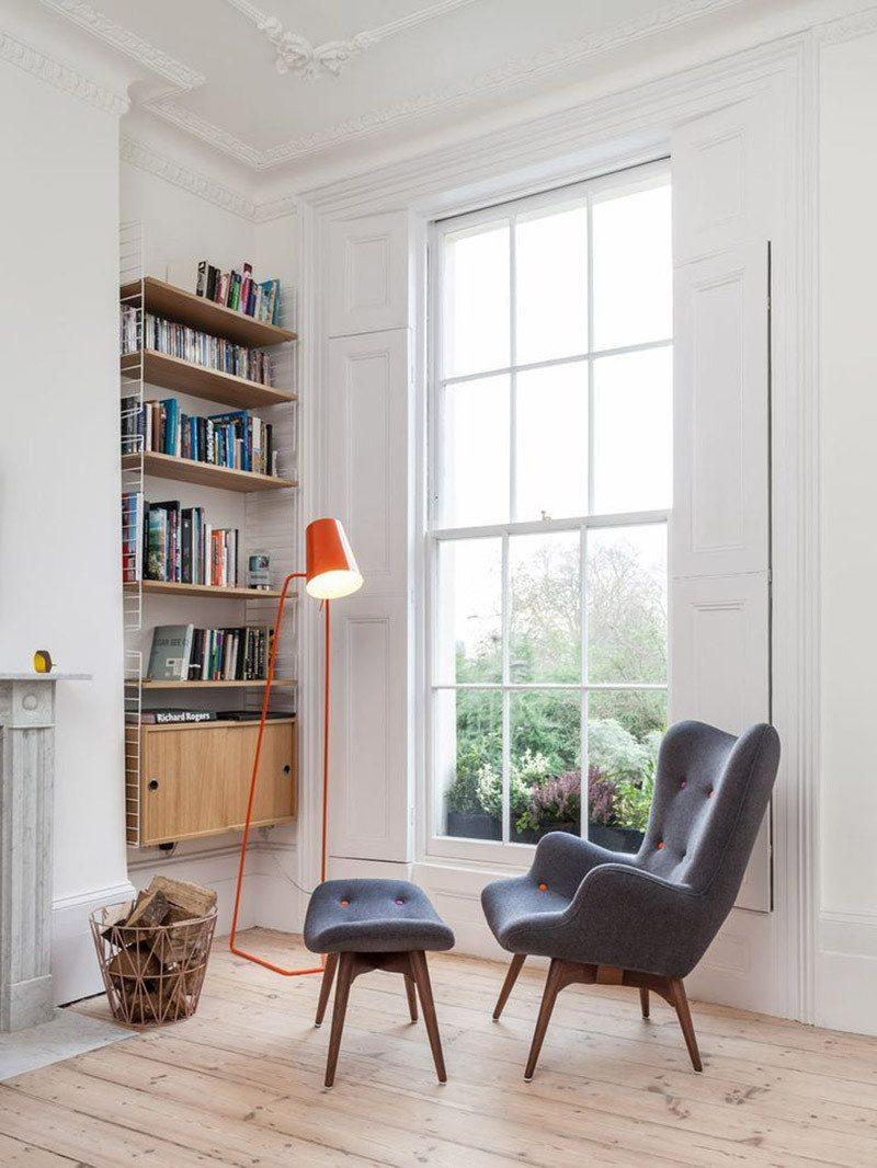 illuminare angolo lettura