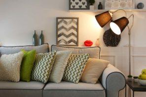 Illuminare il soggiorno: quali lampade si rivelano perfette per l'ambiente