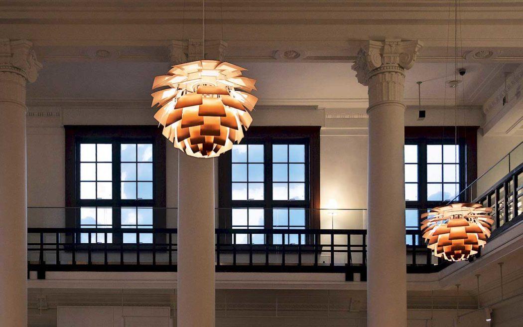 Lampadari Di Carta On Line : Lampade di design diventano protagoniste finetodesign