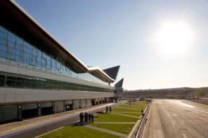 The Wing: l'architettura moderna scende in pista a Silverstone
