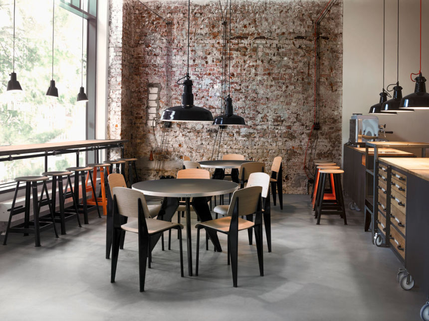 sedie di design _ Vitra Standard SP