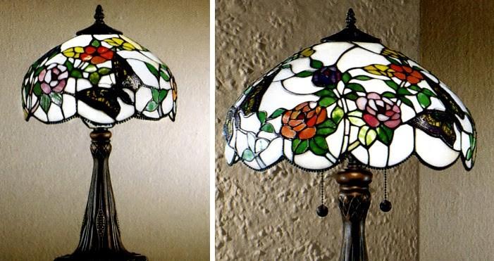 cerco lampadari : Lampade Tiffany impossibile non averle: vintage ed eleganza anche in ...