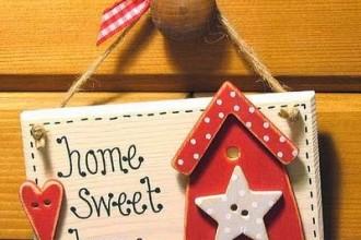 Inizio, buoni propositi e tanta voglia di casa, arredamento e design