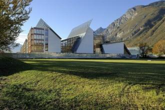 inaugurazione muse museo trento