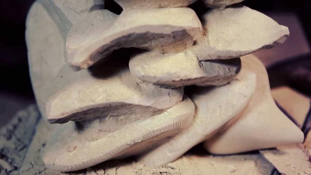 Gabriele Pici e la scultura della pietra leccese: ispirazione naturale!