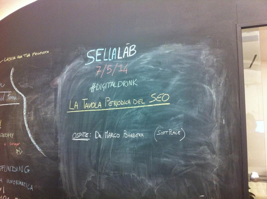 SEO, web marketing e la strada giusta verso il successo! Marco Barbera al Sellalab.