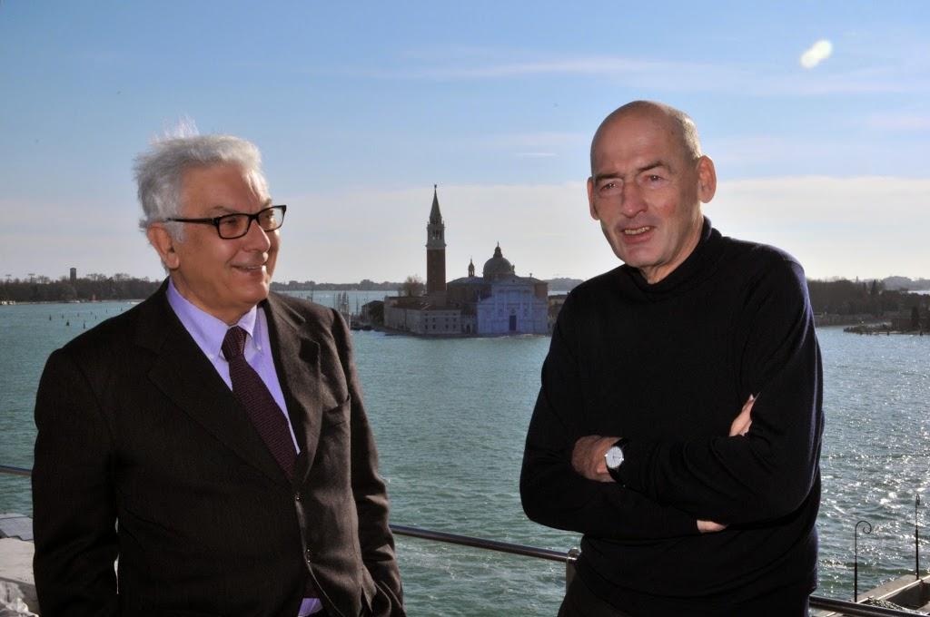 Paolo-Baratta-Rem-Koolhaas