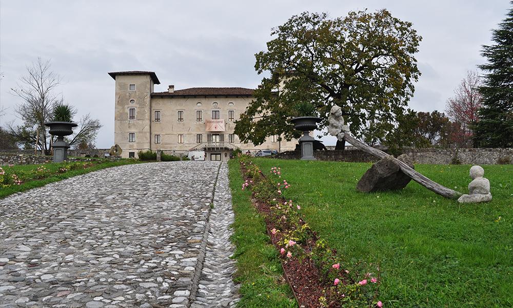 Castello di Susans Majano