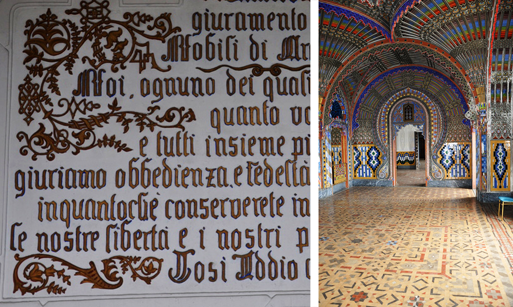 castello sammezzano toscana (4)