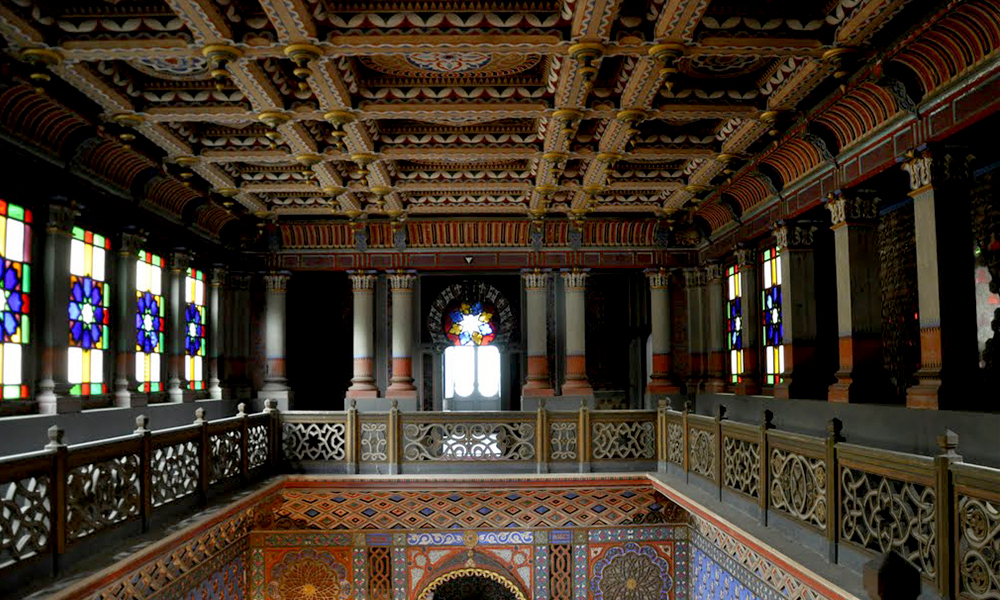 castello sammezzano toscana (6)