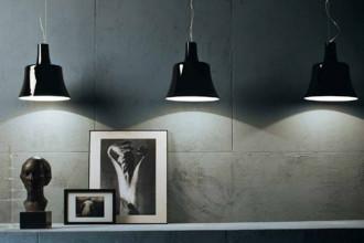 Cristalensi lampade moderne black