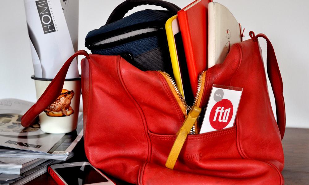 Travel bag finetodesign