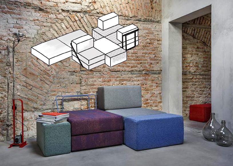 Crea il divano letto perfetto per le tue esigenze