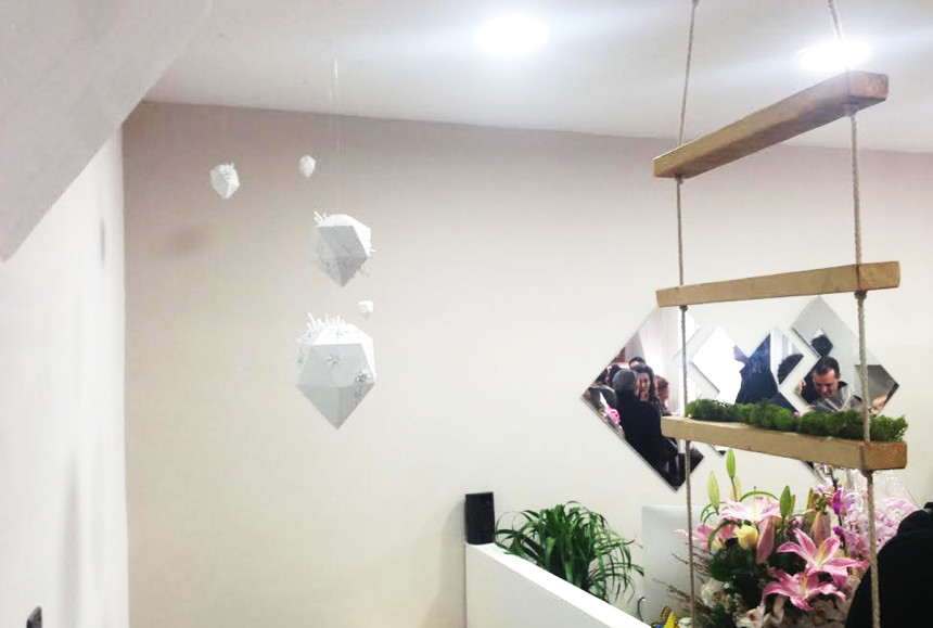 Galleria Provana: un luogo dove l'essenziale è di casa