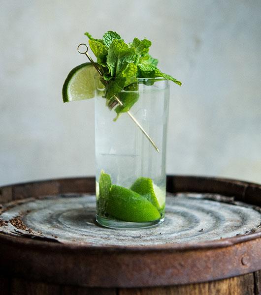 Ricetta Mojito Alla Liquirizia.Cocktail In Casa Bicchieri Arredamento E La Ricetta Black Mojito