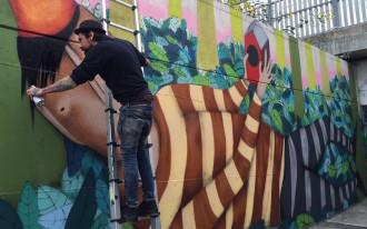 Tony Gallo e KennyRandom: la Padova street-art