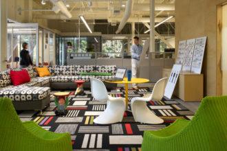 Uffici italiani come -o quasi- Google America