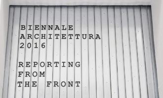 BIENNALE DI VENEZIA 2016, SPAZIO ALL'ARCHITETTURA SOCIALE