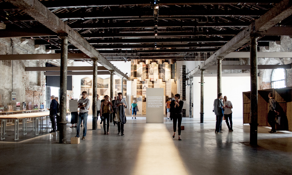 Biennale di Venezia 2016: un giro all'Arsenale
