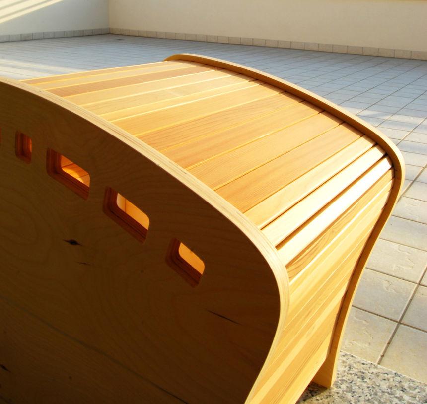 Cuccia in legno: design e comfort per cani e gatti