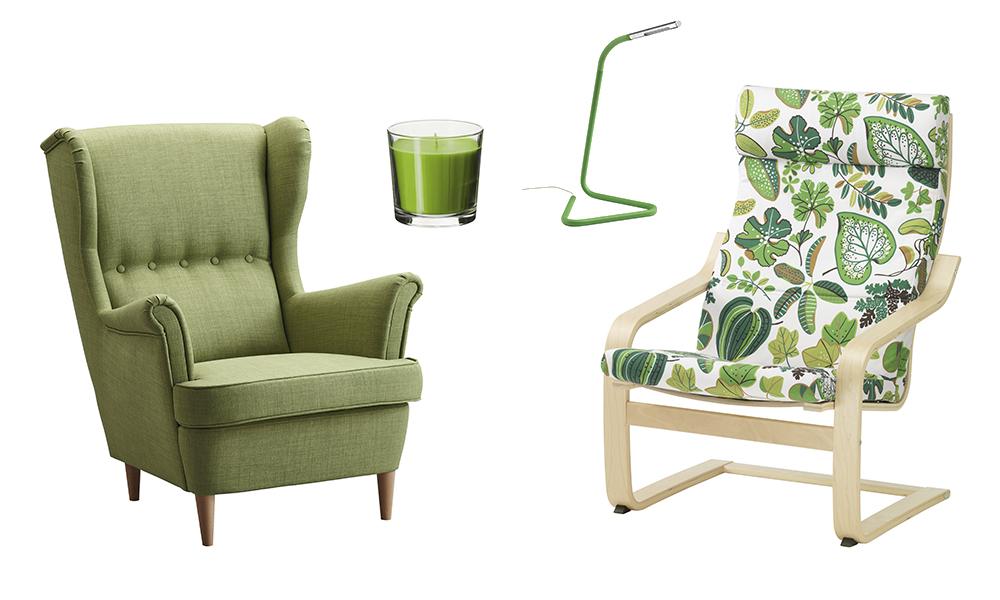 Paint It Greenery, consigli verdi e alla moda