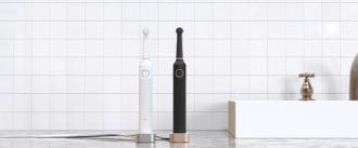Spazzolino elettrico dal design elegante