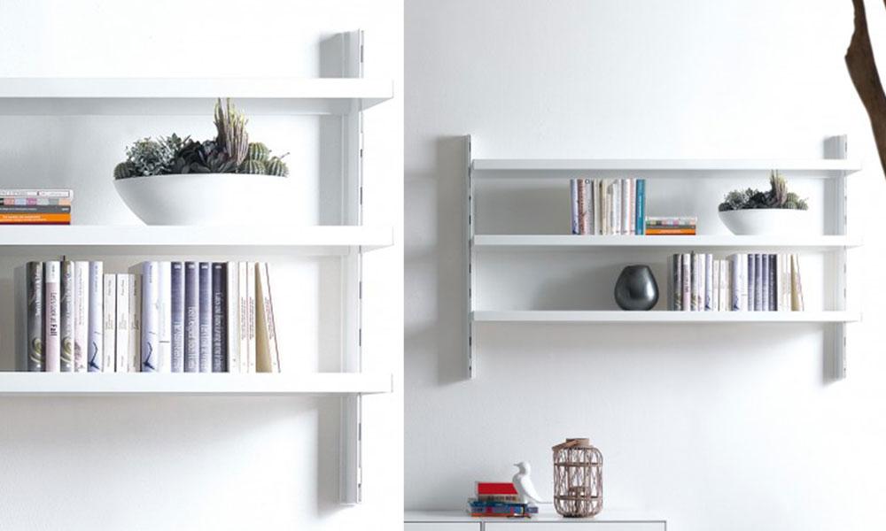 Scaffali Metallici: dallo sgabuzzino alle pareti di casa