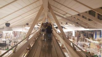 Una visita a LAGO Fabbrica, dove nasce il design. Openfactory 2017