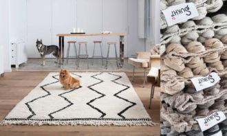 Tappeti moderni fatti a mano, la migliore qualità etica per arredare casa