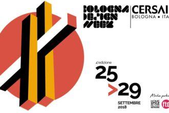 Bologna design week 2018