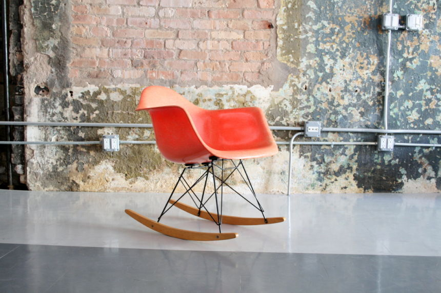 oggetti di design famosi sedia dondolo