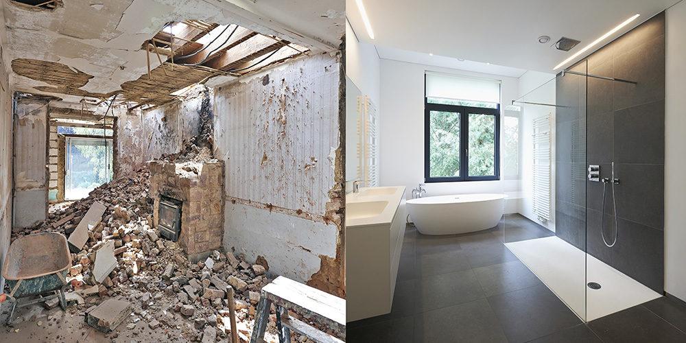 Il tuo nuovo bagno: come condurre una ristrutturazione e quanto può costare