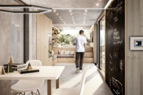 Architettura rigenerante: una 'Biosphera' per il benessere dentro casa