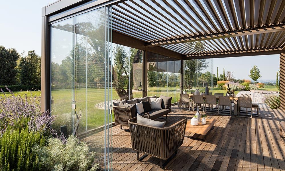 finetodesign-vetrate-per-verande-pratic giardino
